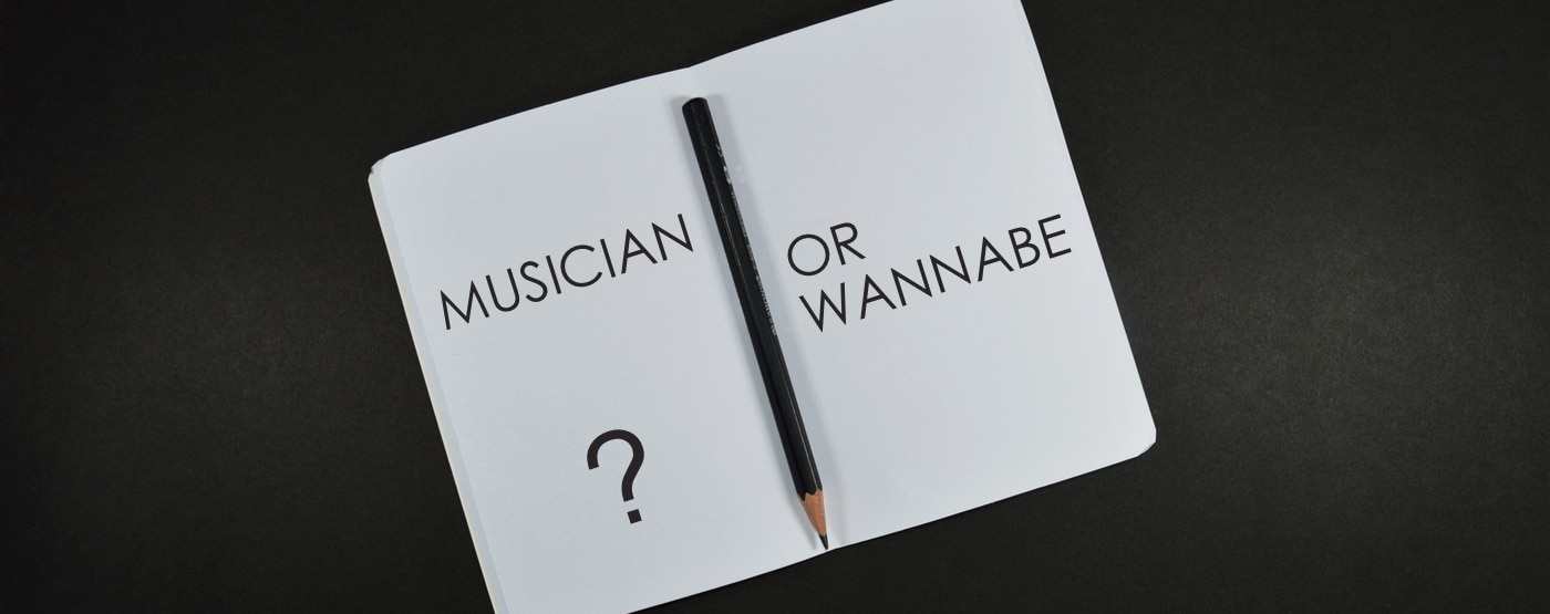 Real Artist or Wannabe: How to crash the wannabe syndrome?